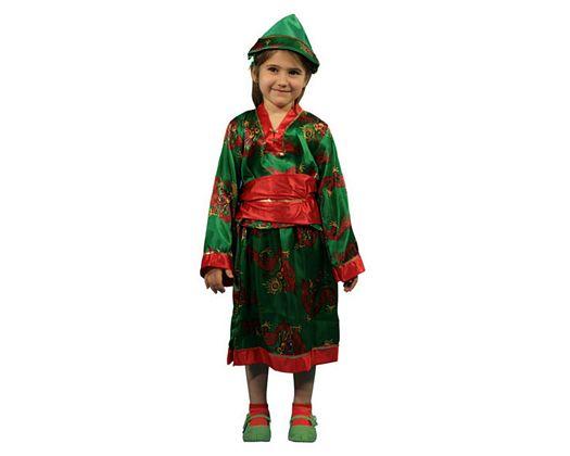 Disfraz de china 3-4 años