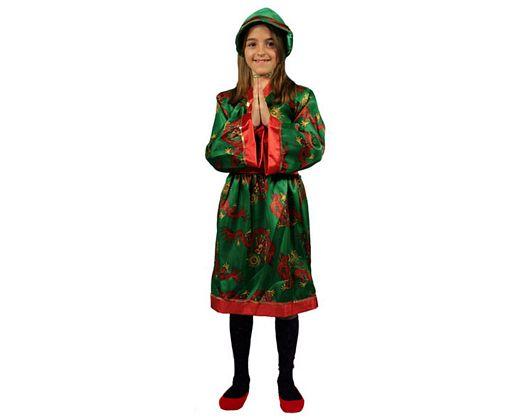Disfraz de china 7-9 aÑos