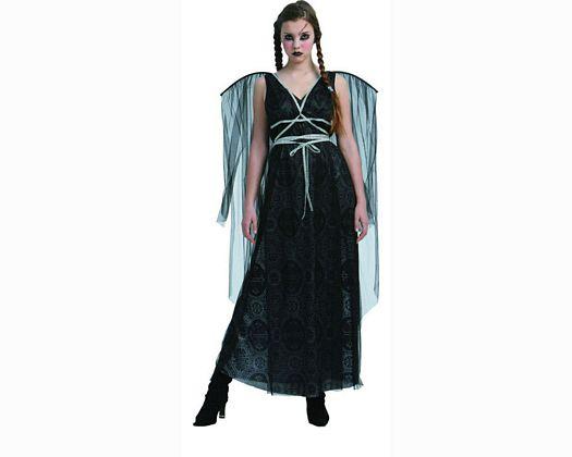 Disfraz de angel de la noche mujer