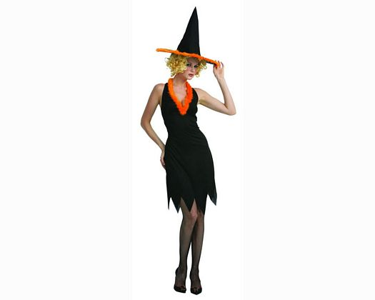 Disfraz de bruja sexy mujer