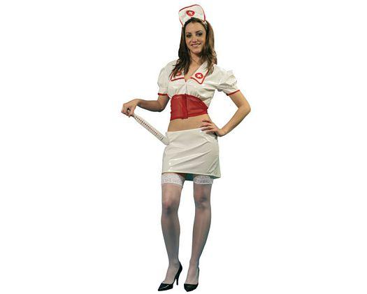 Disfraz de enfermera super sexy adulto