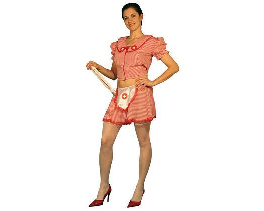 Disfraz de enfermera sexy Talla 2 (M-L)