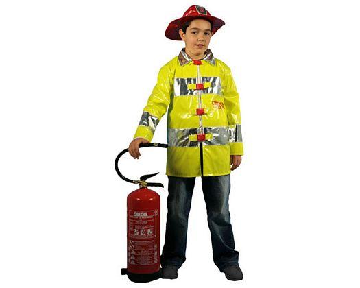Disfraz de bombero, 4-6 años