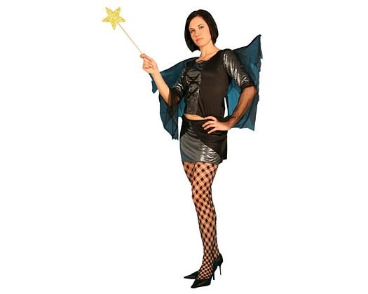 Disfraz de dama de la oscuridad sexy