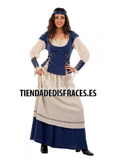 Disfraz Medieval Sheila deluxe