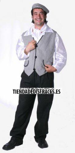 Disfraz de Chulapo adulto