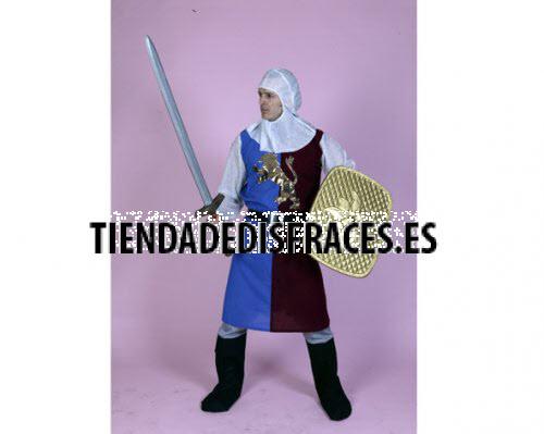 Disfraz de Caballero Medieval económico