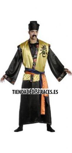 Disfraz de Fumanchú 24 €