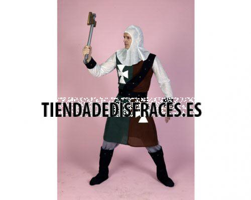 Disfraz de Caballero Medieval 2 económico