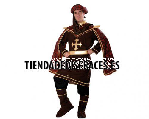Disfraz de Cortesano