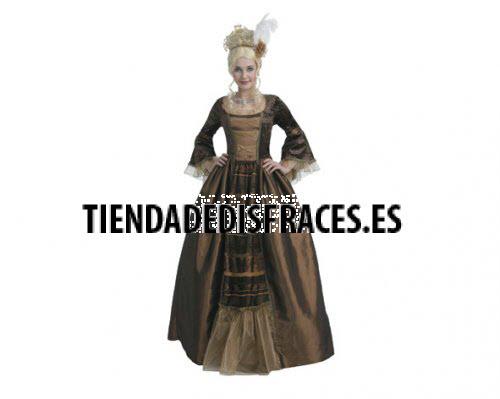 Disfraz de Reina medieval lujo