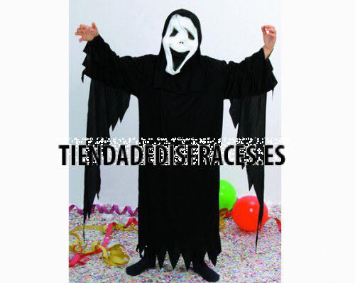 Disfraz de Fantasma 4-6 años