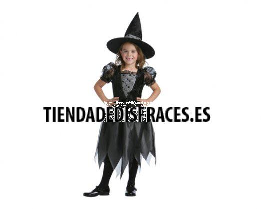 Disfraz de Bruja Mágica 10-12 años