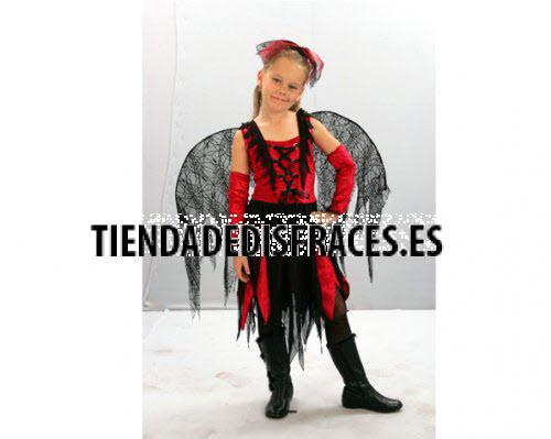 Disfraz de Hada Infantil Telarañas 10-12 años