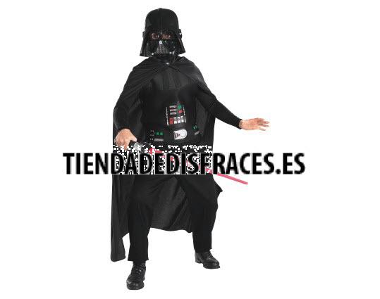 Disfraz de Darth Vader con espada 7 a 9 años