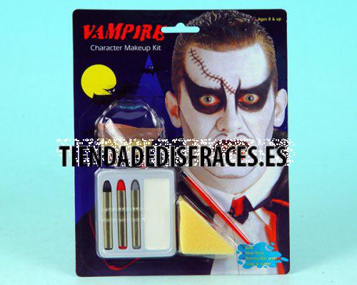 Maquillaje Vampiro
