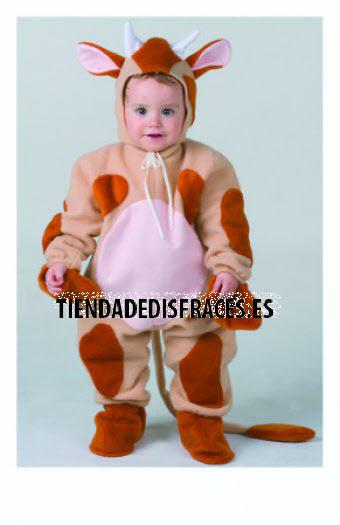 Disfraz de Vaquita 18 meses