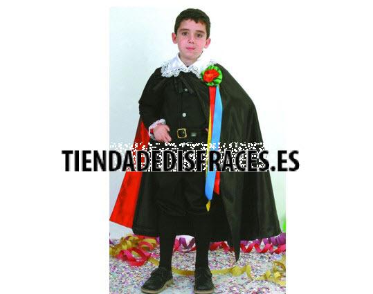 Disfraces de  Tuno 10-12 Años
