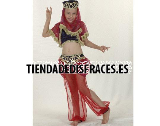 Disfraz de  Bailarina Arabe 4-6 A�os