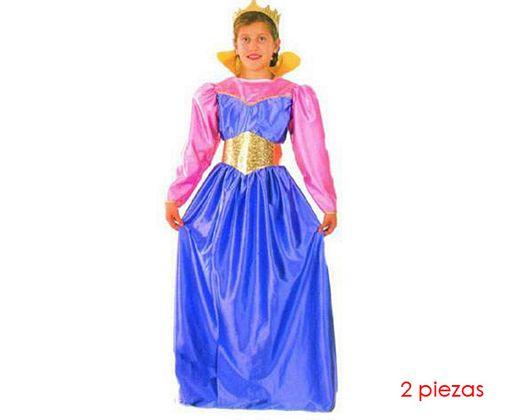Disfraz de reina niÑas 10-12 aÑos