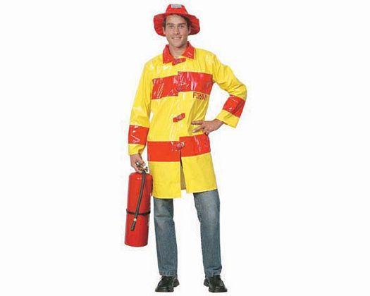 Disfraz de bombero hombre