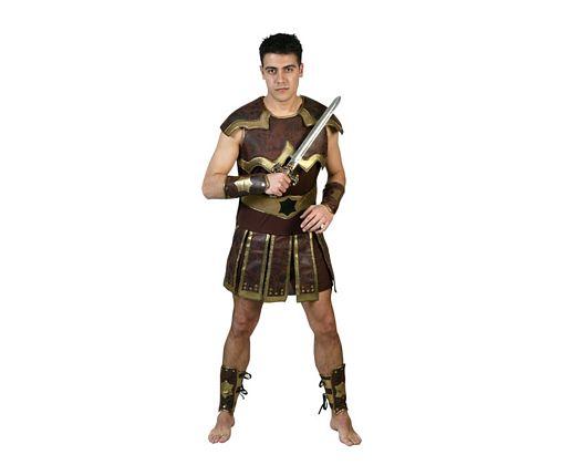 Disfraz de guerrero hombre