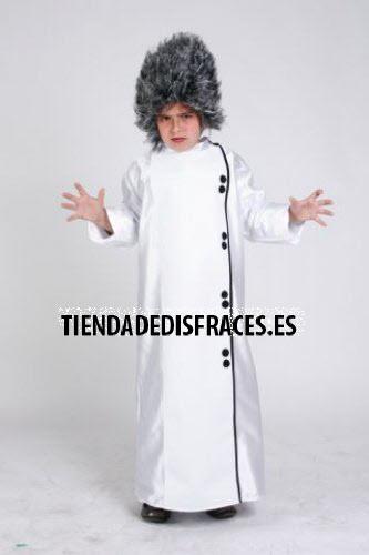 Disfraz de Doctora Frankenstain