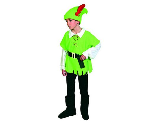 Disfraz de arquero de los bosques Talla 1 (3 – 4 años)