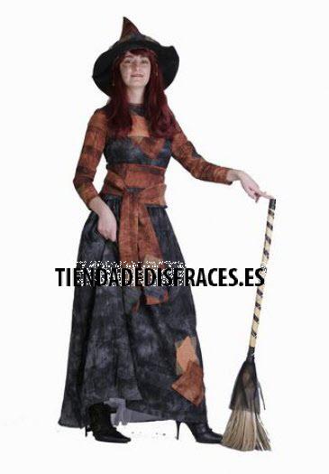 Disfraz de Bruja adulta