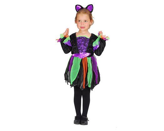 Disfraz de vampira, Talla 1 (3 – 4 años)