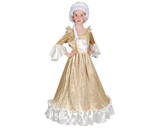 Disfraz de reina de la mascarada veneciana, 5-6 años