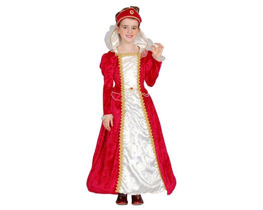 Disfraz de princesa de lujo, 10-12