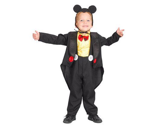Disfraz de ratoncit0 1-2 años