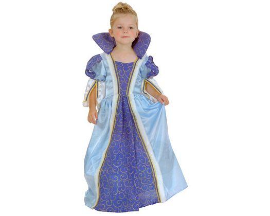 Disfraz de princesita azul, 1-2 años