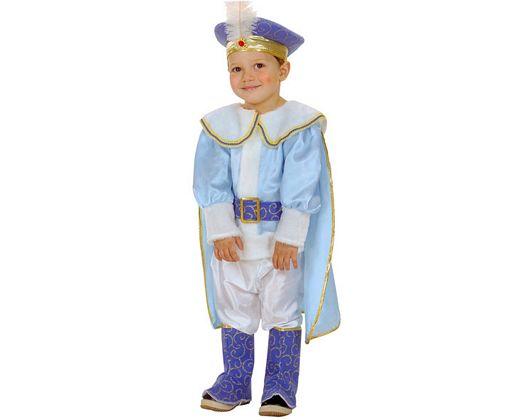 Disfraz de principe azul, 1-2