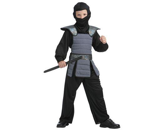 Disfraz de samurai, 7-9 años