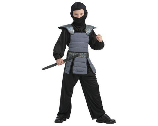 Disfraz de samurai, 10-12 años