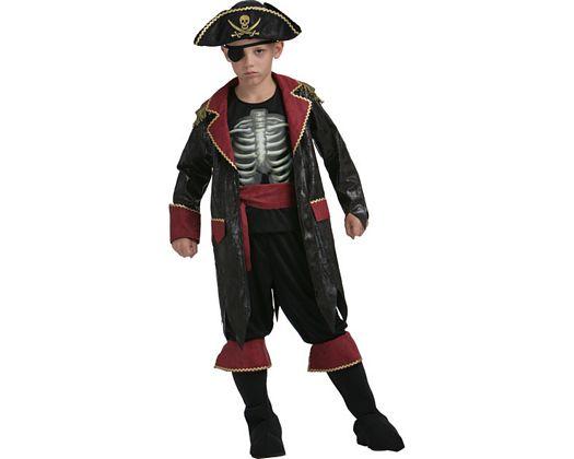 Dsifraz de pirata lujo, 10-12