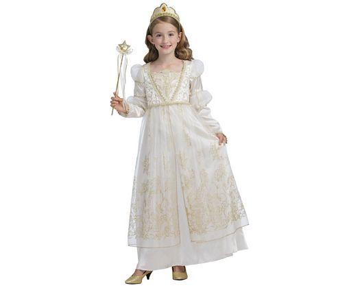 Disfraz de princesa victoria, Talla 2 (5 – 6 años)