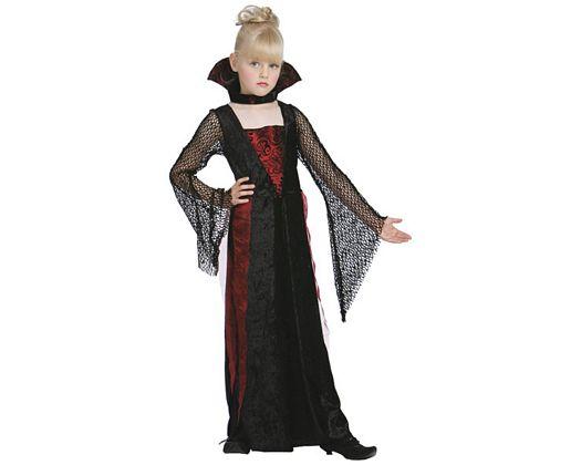 Disfraz de vampiresa, 10-12