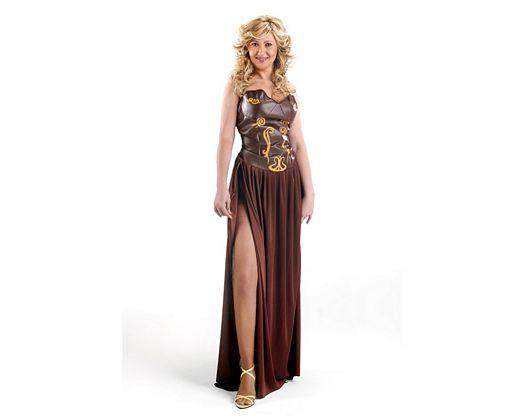 Disfraz de guerrera romana sexy, adulto Talla 2 (M-L)