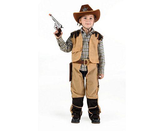 Disfraz de vaquero, 3-4 años