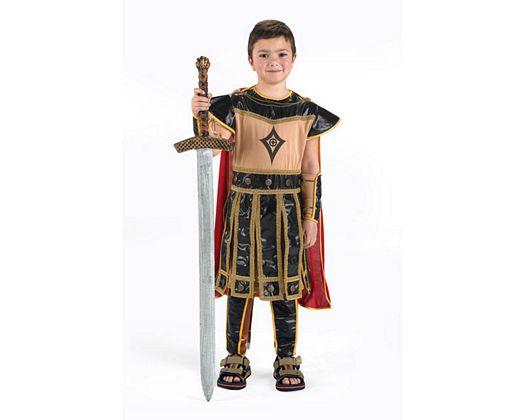 Disfraz de romano, Talla 2 (5 – 6 años)