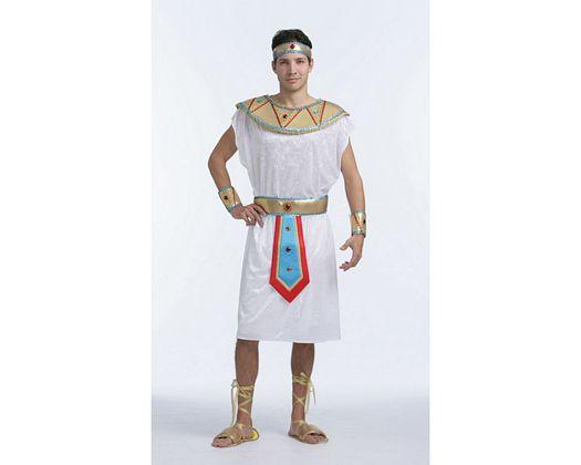 Disfraz de rey de egipto, adulto