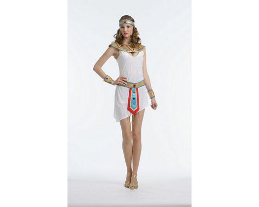 Disfraz de reina de egipto, adulto
