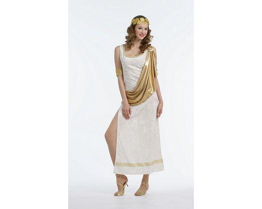 Disfraz de reina romana, adulto