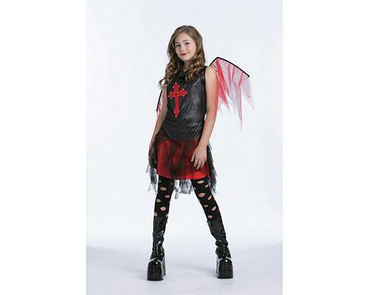 Disfraz de hada malvada, 10-12