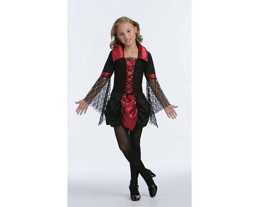 Disfraz de princesa de la oscuridad, Talla 2 (5 – 6 años)