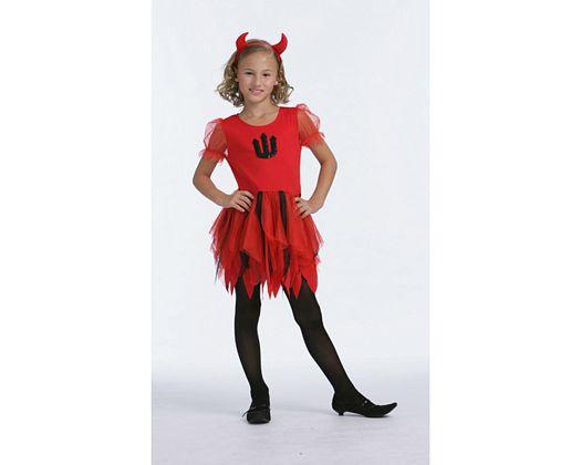 Disfraz de reina del infierno, 7-9