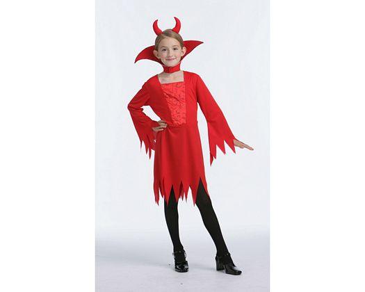 Disfraz de demonia, 4-6